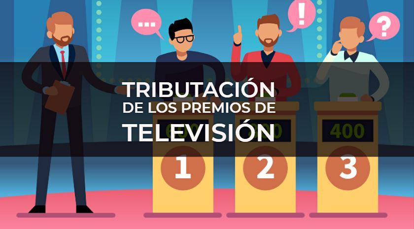 impuestos concursos televisión