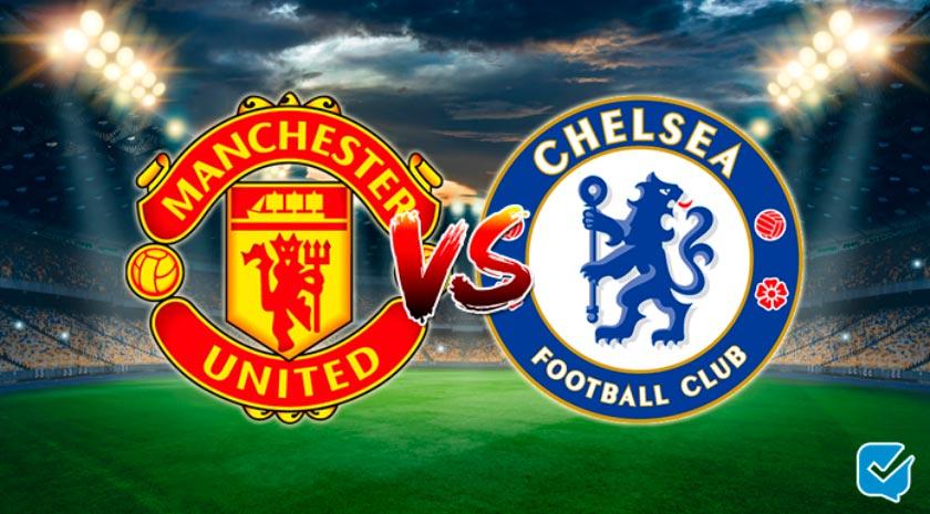pronostico manchester united vs chelsea premier league