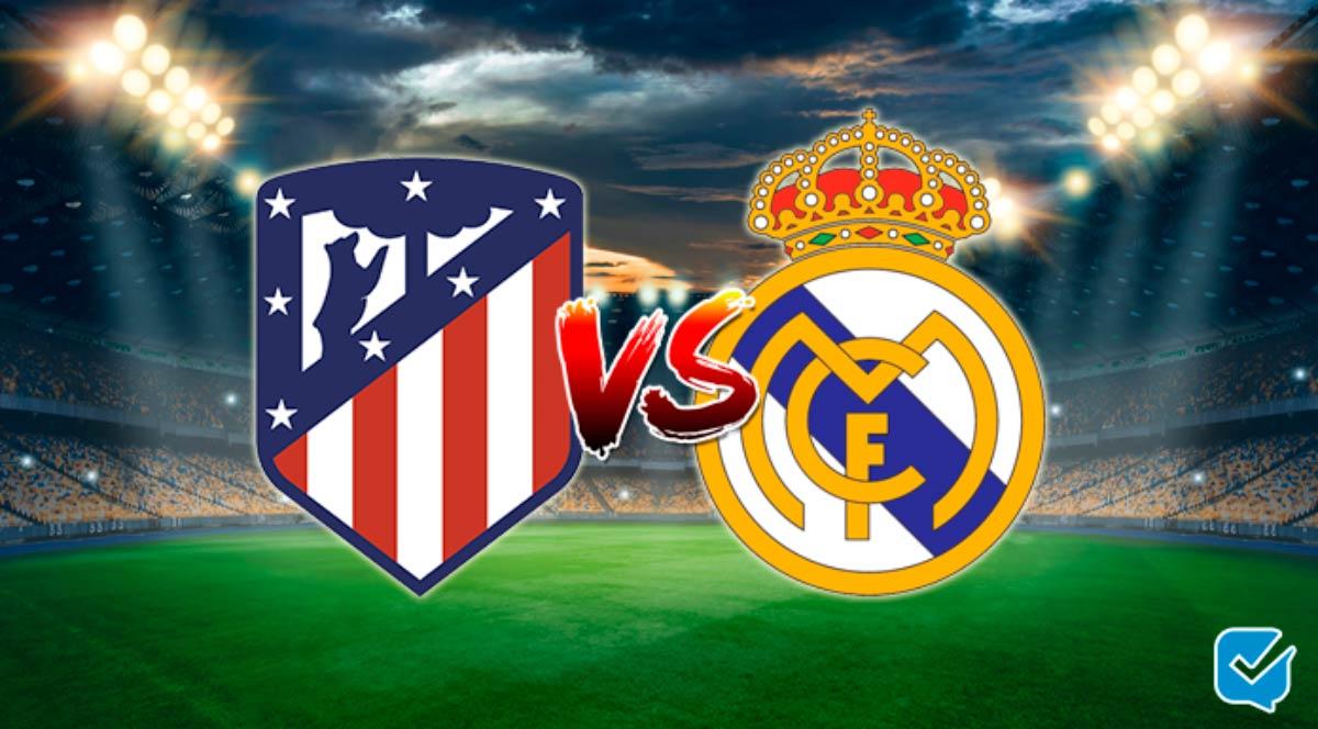Pronóstico Atlético Madrid vs Real Madrid de LaLiga Santander | 07/03/2021