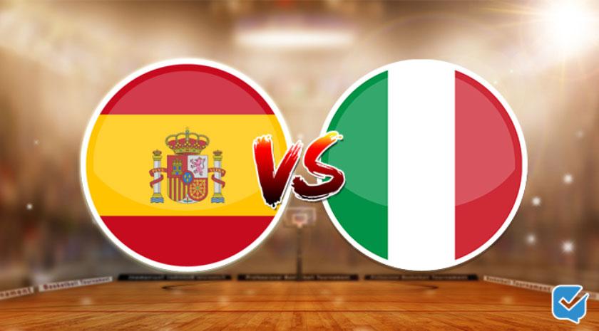 pronóstico españa vs italia mundial baloncesto