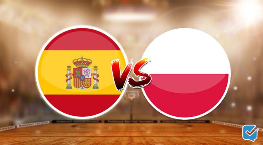 pronóstico españa vs polonia mundial baloncesto