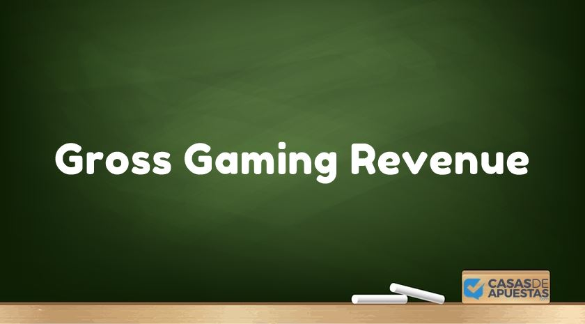 gross gaming revenue