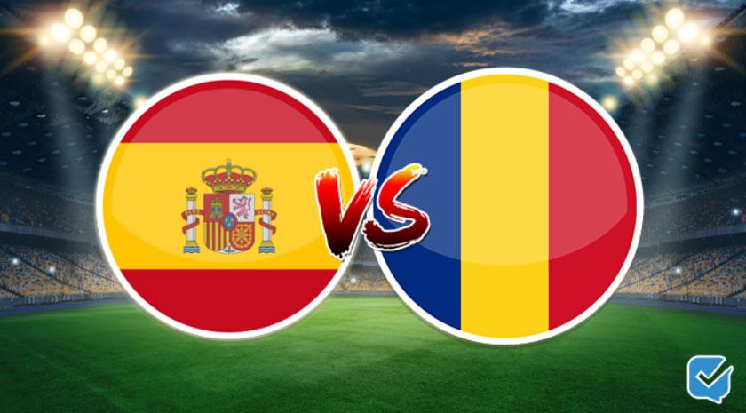 pronostico españa vs rumanía eurocopa