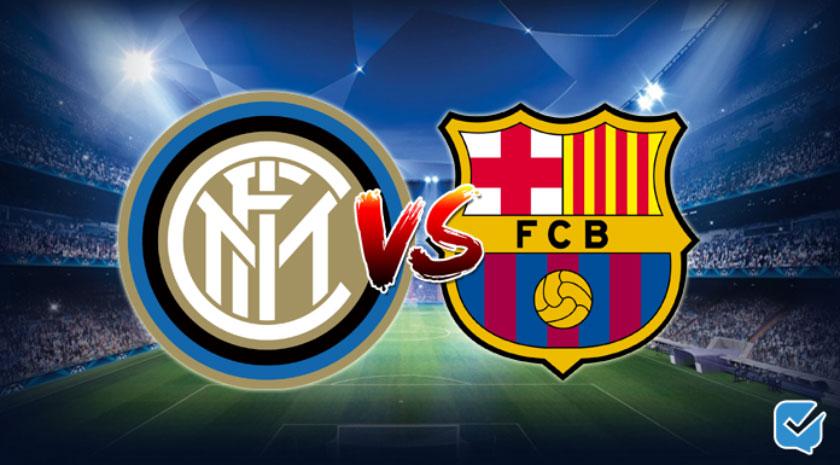 pronosticos Inter de Milan vs Barcelona de Champions League