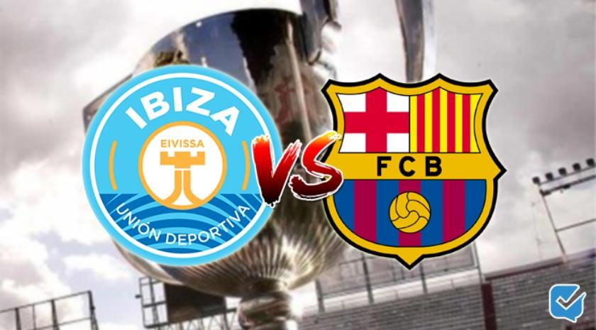 pronóstico Ibiza-Barcelona de Copa del Rey