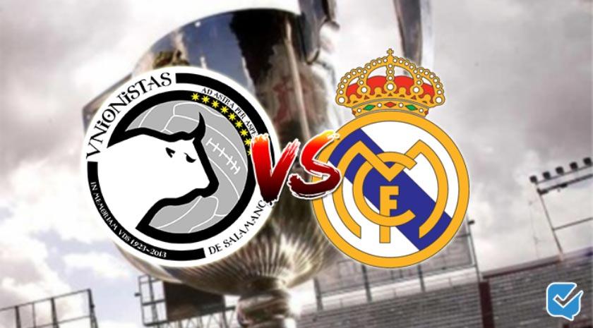 Pronóstico Unionistas - Real Madrid de Copa del Rey