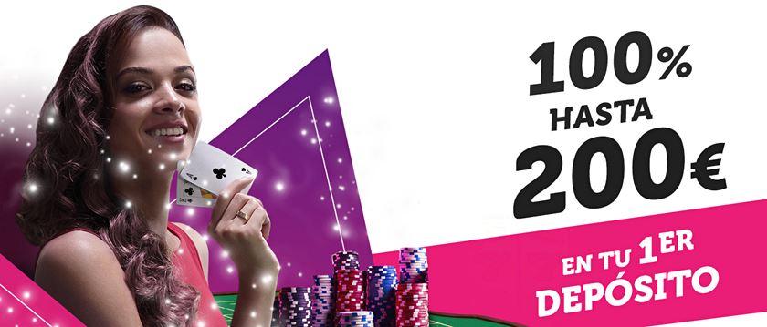 bono bienvenida a wanabet casino