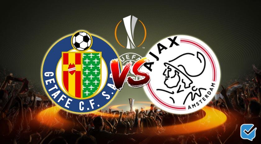 pronostico getafe vs ajax europa league