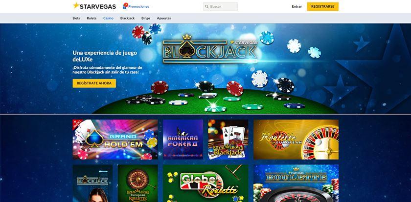 starvegas casino opiniones