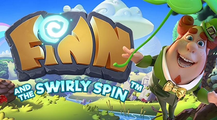 tragaperras Finn and the Swirly Spin