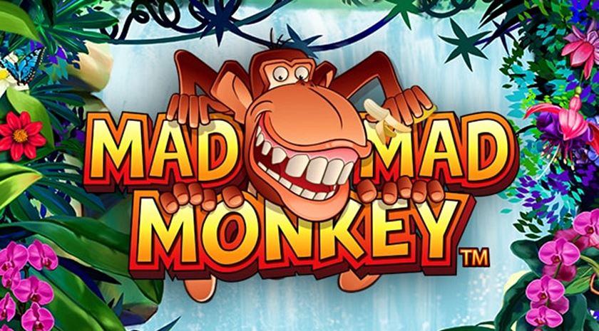 tragaperras Mad Mad Monkey