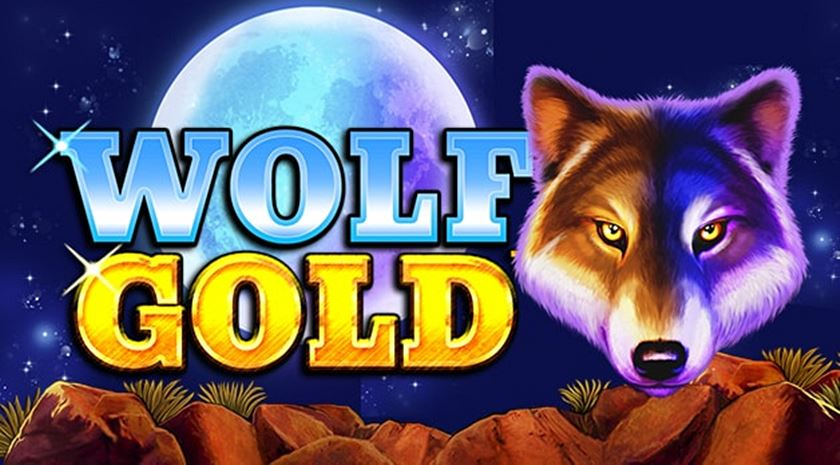 tragaperras Wolf Gold