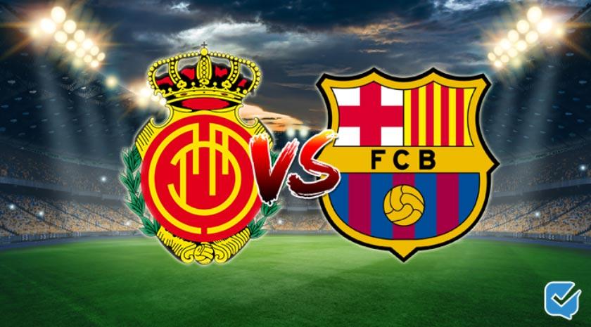 Pronóstico Mallorca vs Barcelona La Liga Santander
