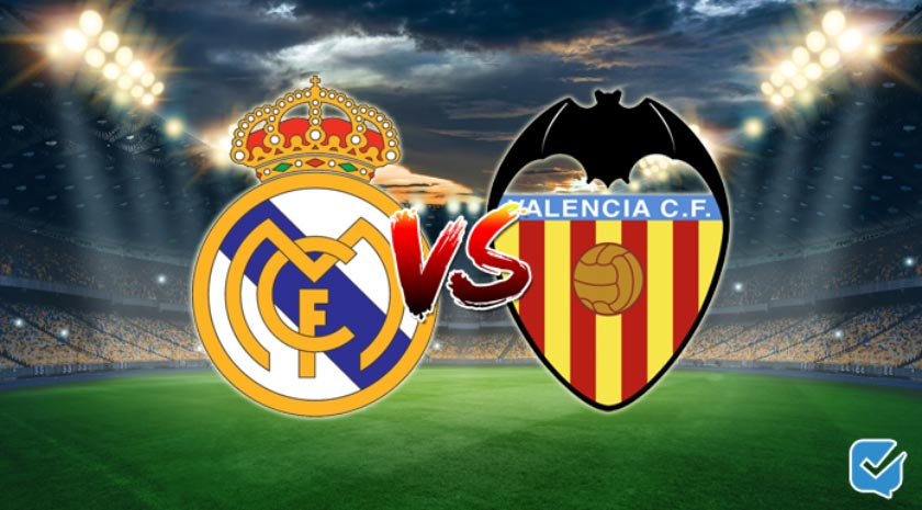 Pronóstico Real Madrid vs Valencia de LaLiga Santander | 14/02/2021