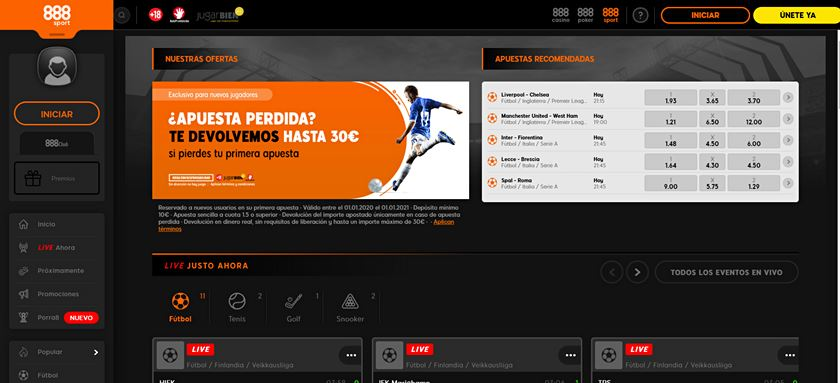 888sport apuestas deportivas