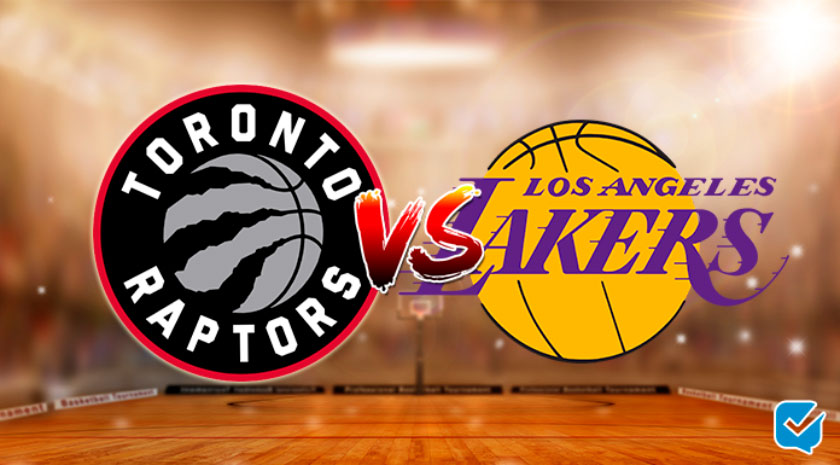 pronósticos toronto raptors vs los ángeles lakers NBA