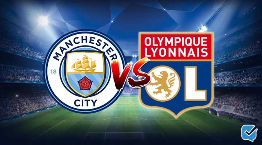 Pronóstico Manchester City Olympique Lyon