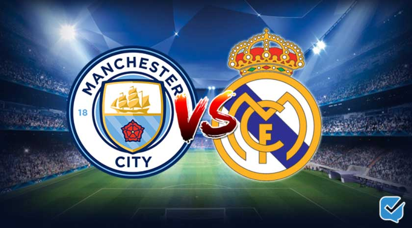 Pronósticos Manchester City Real Madrid