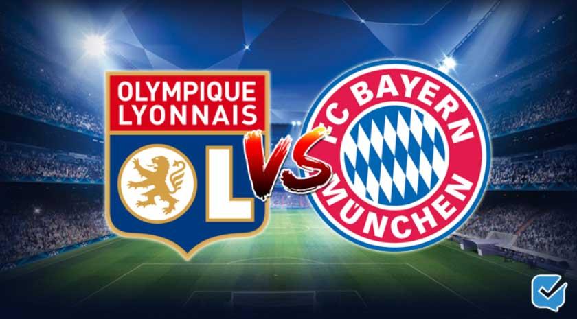 Pronóstico Olympique Lyon Bayern Municj
