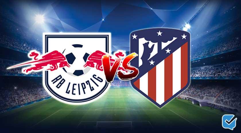 Atletico Madrid Rb Leipzig