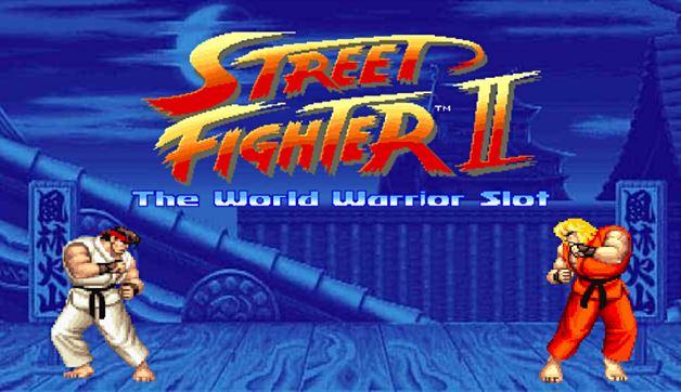 street fighter tragaperras