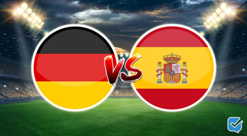 Pronósticos Alemania vs España