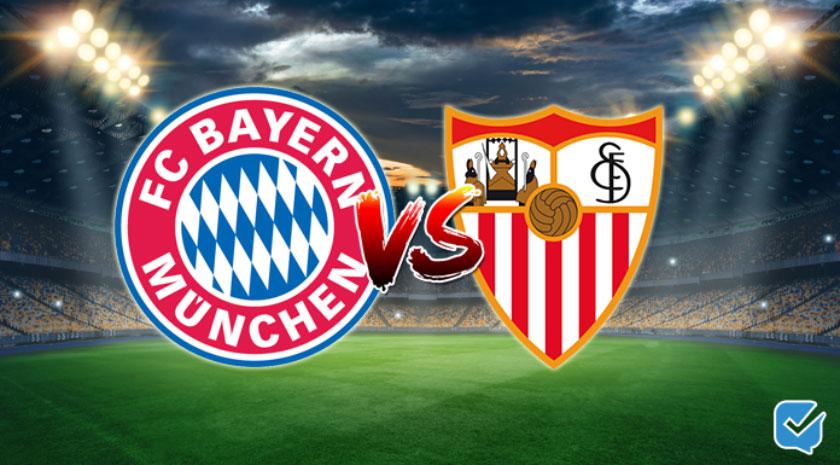 Pronósticos Bayern Múnich vs Sevilla