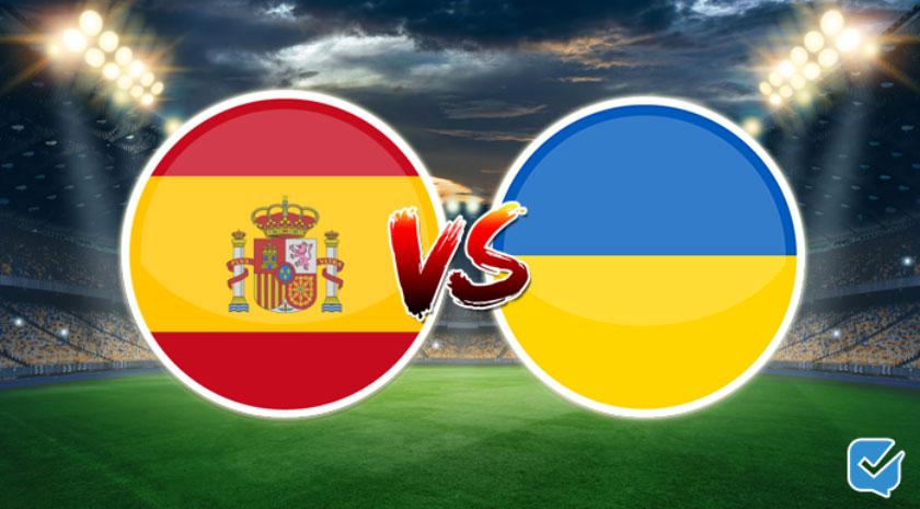 Pronósticos España vs Ucrania