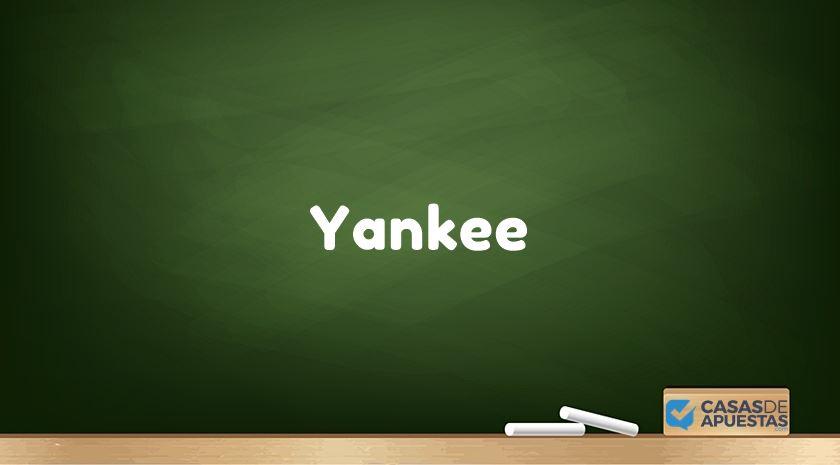 apuesta yankee
