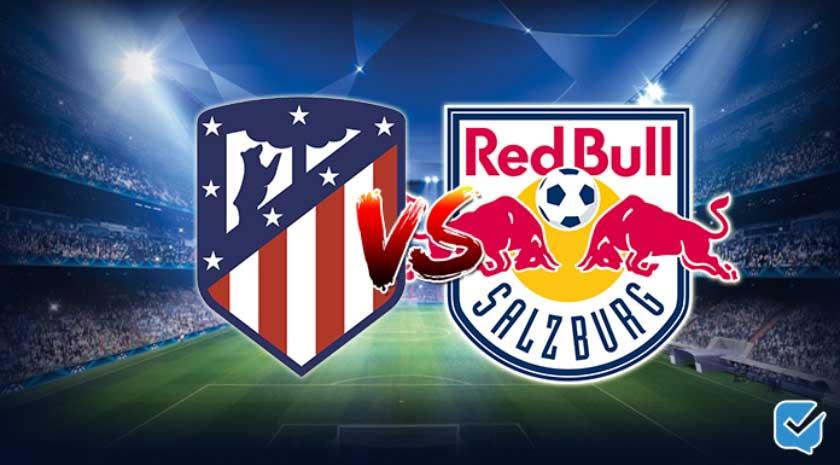 Pronóstico Atlético – RB Salzburgo de Champions League