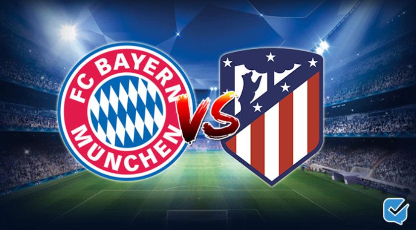 Pronóstico Bayern Múnich – Atlético de Champions League