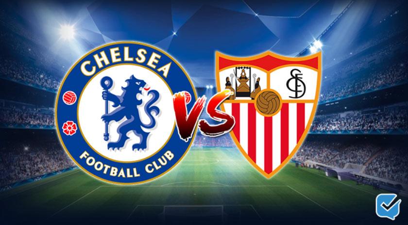 Pronóstico Chelsea – Sevilla de Champions League