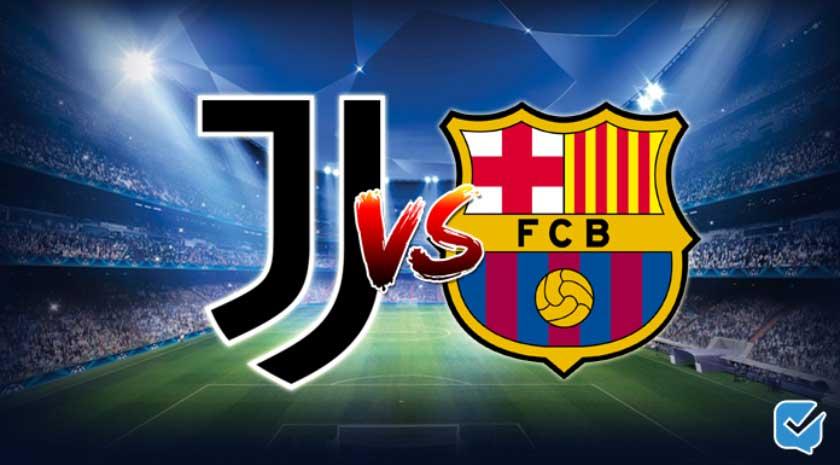 Pronóstico Juventus – Barcelona de Champions League