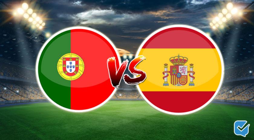 Pronóstico Portugal vs España