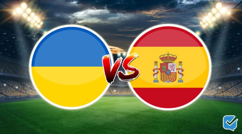Pronósticos Ucrania vs España