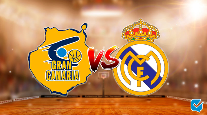 pronosticos gran canaria vs real madrid liga acb