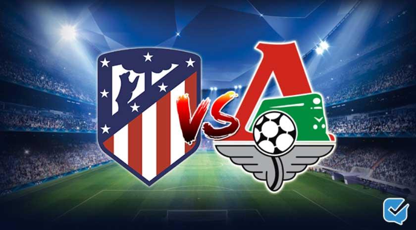 Pronóstico Atlético – Lokomotiv de Champions League