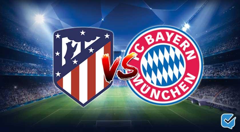 Pronóstico Atlético – Bayern Múnich de Champions League