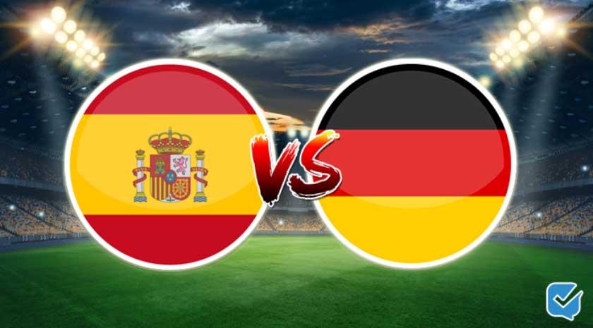 Pronóstico España – Alemania de Nations League
