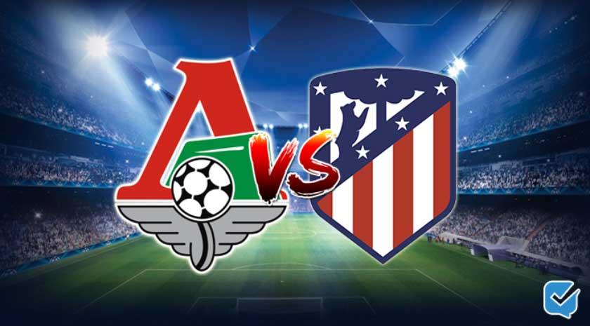 Pronóstico Lokomotiv – Atlético Madrid de Champions League