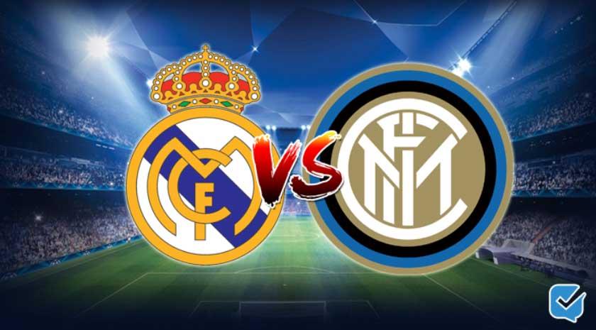Pronóstico Real Madrid – Inter de Milán de Champions League