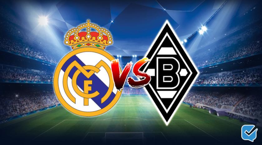 Pronóstico Real Madrid – Borussia Mönchengladbach de Champions League