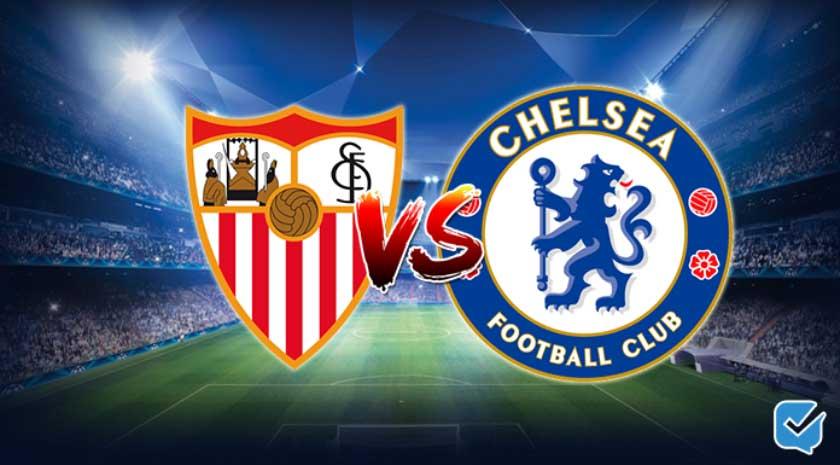 Pronóstico Sevilla – Chelsea de Champions League