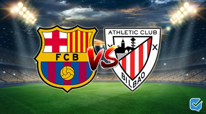 Pronóstico Barcelona – Athletic Bilbao de Supercopa de España
