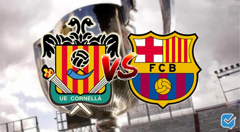 Pronóstico Cornellà – Barcelona de Copa del Rey