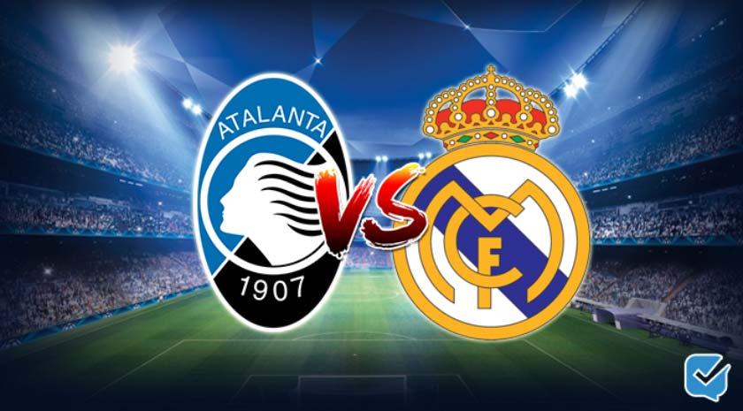 Pronóstico Atalanta – Real Madrid de Champions League   24/02/2021