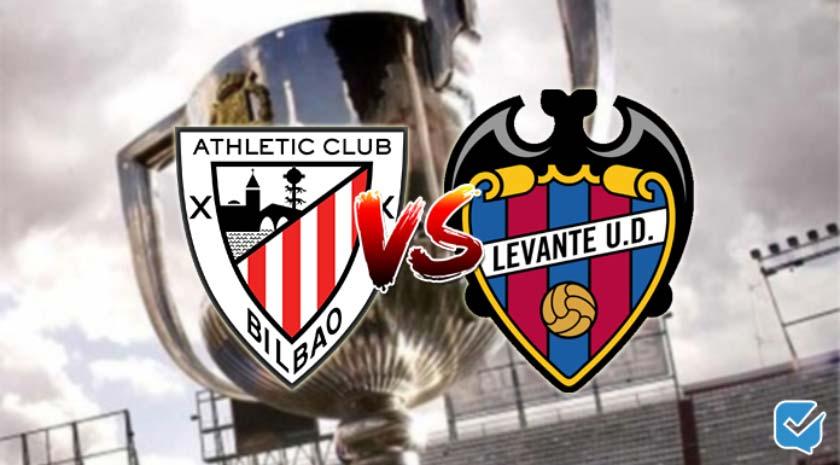 Pronóstico Athletic Bilbao – Levante de Copa del Rey | 11/02/2021