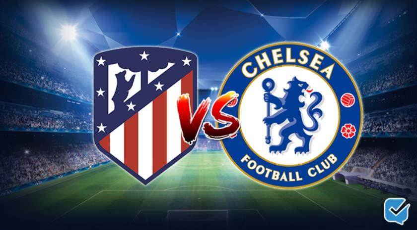 Pronóstico Atlético Madrid – Chelsea de Champions League   23/02/2021