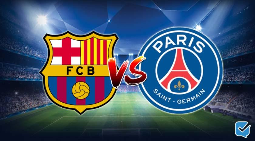 Pronóstico Barcelona – PSG de Champions League   16/02/2021