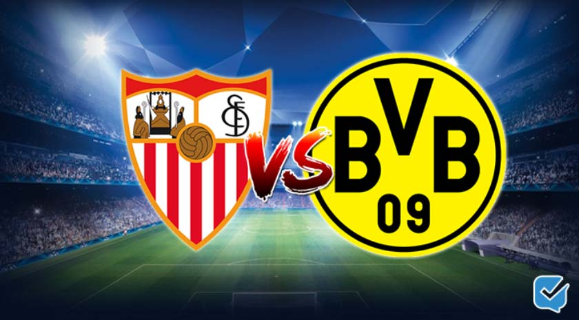 Pronóstico Sevilla – Borussia Dortmund de Champions League | 17/02/2021